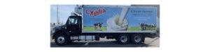 Wades Dairy truck