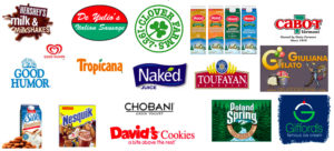 Wade's Dairy Product Brands