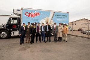 Wades Dairy Team