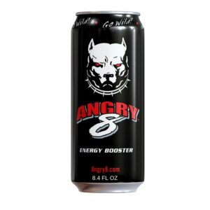 Angry 8 Energy Drink